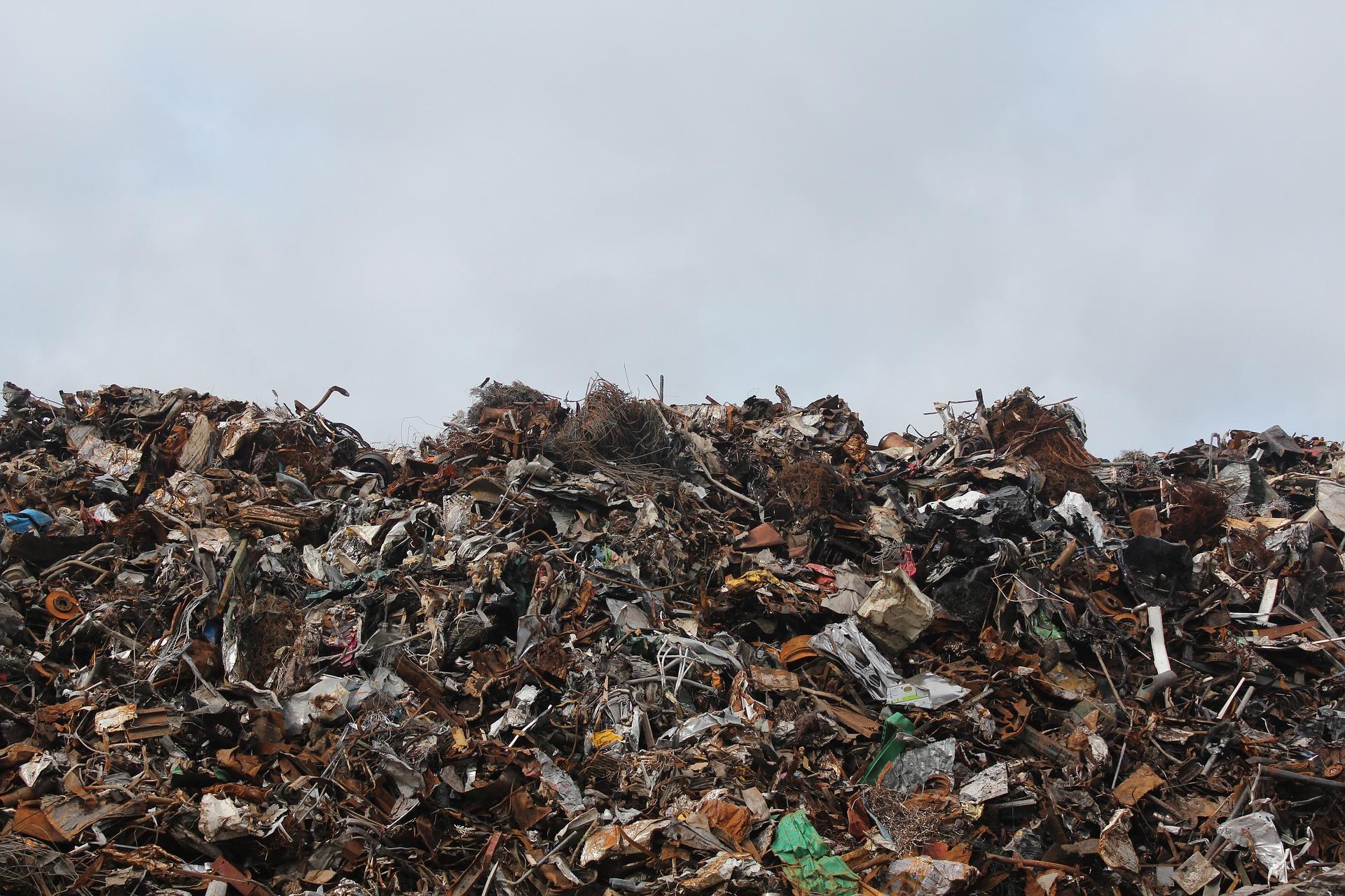 abbandono rifiuti e discarica abusiva