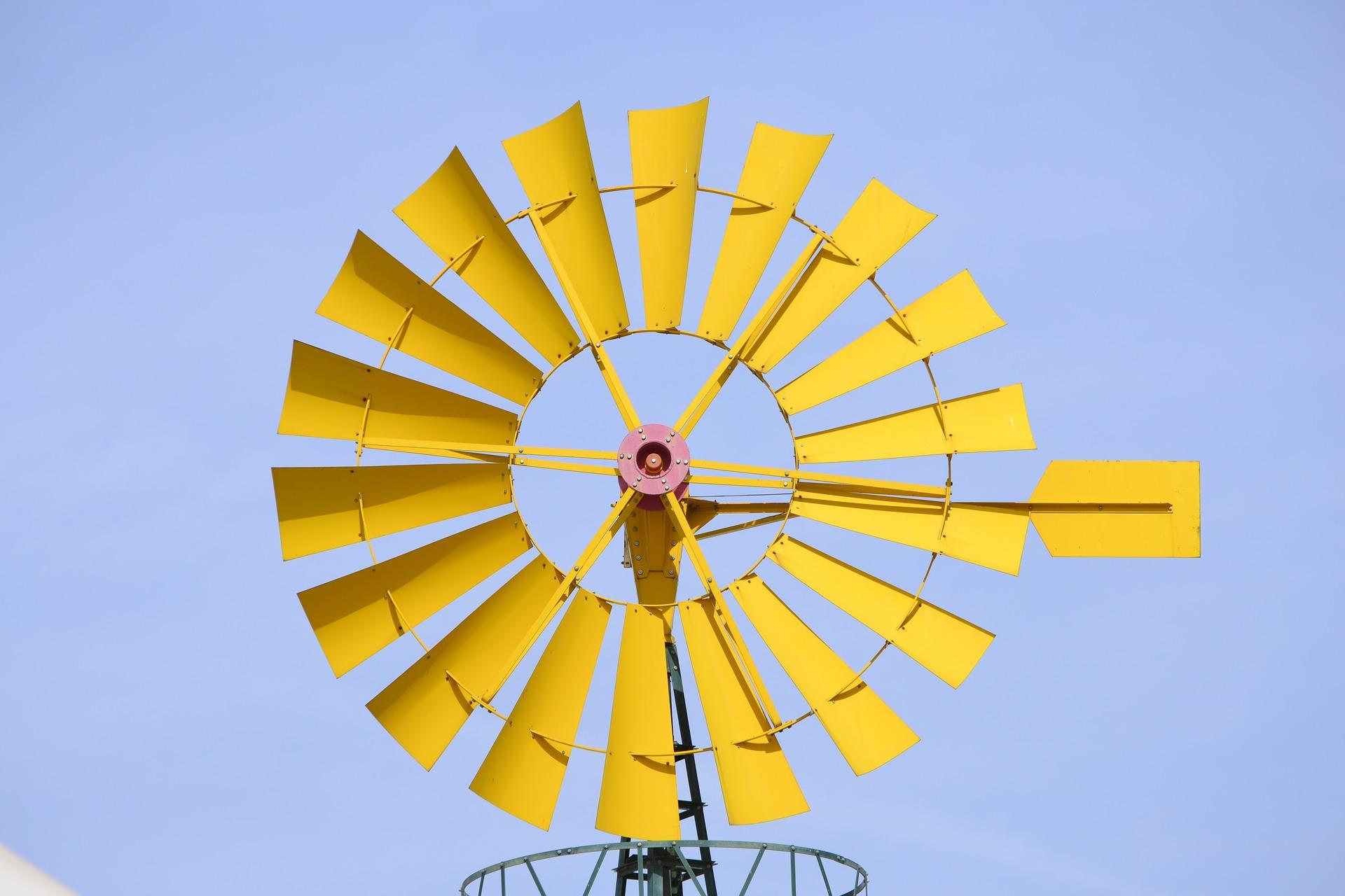 Impianti eolici regione Campania