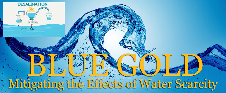 L'Oro Blu: la desalinizzazione dell'acqua di mare